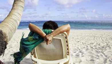 Badetag auf den Inseln Francisquí und Madrisquí