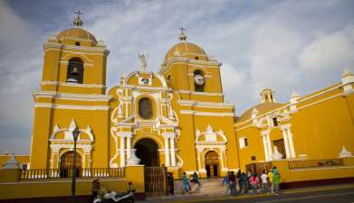 Stadtbesichtigung von Trujillo