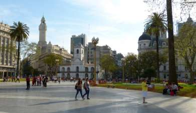 Walking Tour Buenos Aires