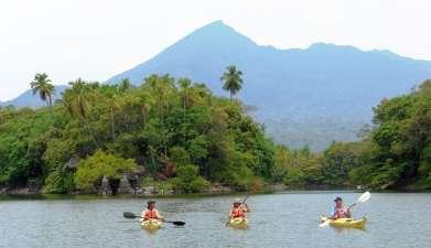 Kayaktour Isletas