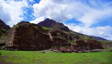 Ganztagesexkursion zu den Ruinen von Chavín de Huántar