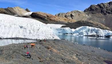 Ganztagesausflug Pachacoto und Pastoruri Gletscher