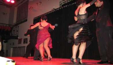 Tangoshow Complejo Tango