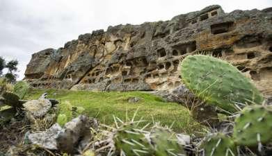 Ausflug Otuzco, Cumbemayo und Baños del Inka