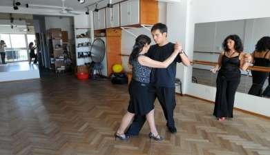 Privater Tangokurs mit Nora