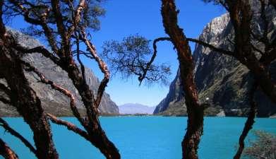 Tagesausflug Nationalpark Huascarán & Lagunas Llanganuco