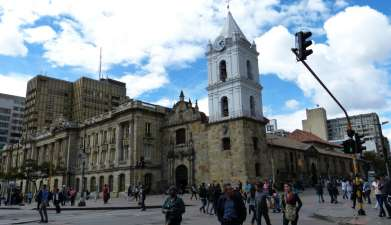 Stadtbesichtigung Bogotá halbtags