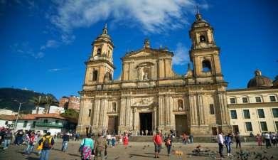 Stadtbesichtigung Bogotá ganztags