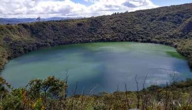 Halbtagesausflug zu der Laguna Guatavita (El Dorado)