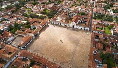 Ganztagesausflug Villa de Leyva