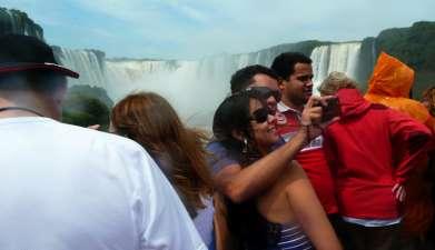 Exkursion zu den Iguaçu-Wasserfällen Brasilien