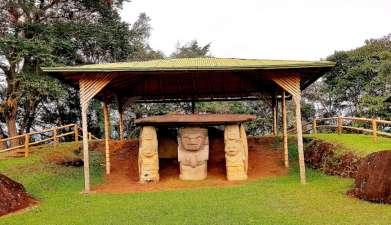 Halbtagesausflug Archäologische Parks von Isnos