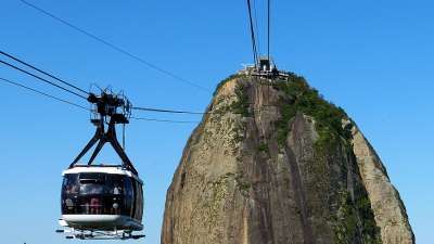 Halbtagesausflug zum Zuckerhut und ins historische Zentrum Rios