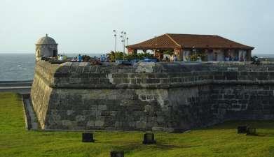 Stadtbesichtigung Cartagena mit Kloster und Burg