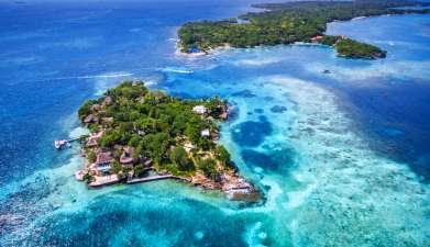 Ganztagesausflug Islas del Rosario