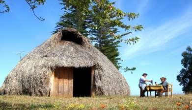 Ganztagesexkursion zum Mapuche Reservat