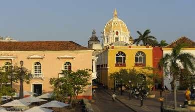 Stadtbesichtigung Cartagena