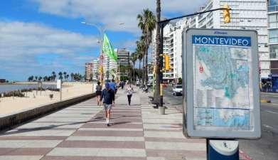 Lauftipp: Laufen auf der Rambla von Montevideo