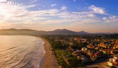 Tagestour zu den Stränden Praia do Rosa und Guarda do Embaú