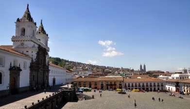 Stadtbesichtigung Quito