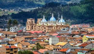 Stadtbesichtigung Cuenca