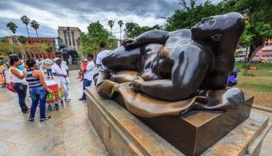 Stadtbesichtigung Medellín halbtags
