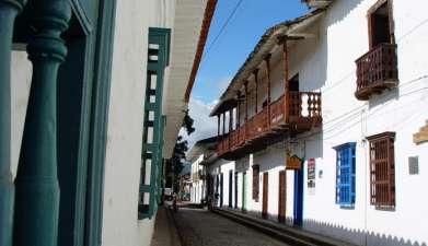 Ganztagesausflug Santafé de Antioquia