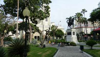 Stadtbesichtigung Guayaquil