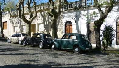 Tagesausflug nach Colonia, Uruguay