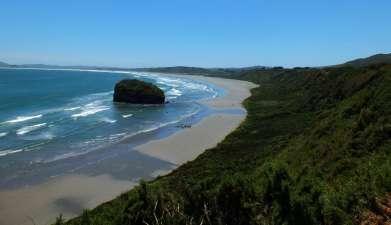 Ganztagesausflug zur Insel Chiloé: Ancud und die Pinguinkolonie Puñihuil
