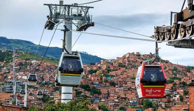 Medellin – Stadt der Transformation