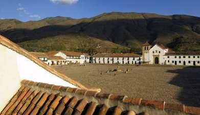 Stadtbesichtigung Villa de Leyva