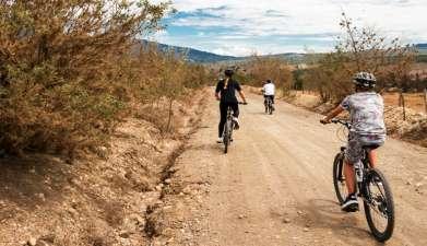 Bike Tour rund um Villa de Leyva