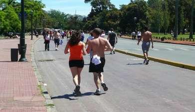 Freizeittipp: Laufen in Buenos Aires