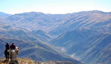 Reiten in der Umgebung von Salta