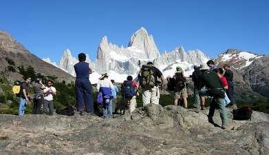 2 Tage Trekking Monte Fitz Roy und Cerro Torre