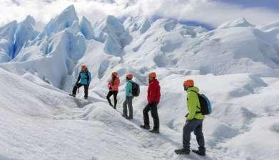 Ganztagesausflug zum Gletscher Perito Moreno mit Icetrekking