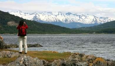 Trekking im Nationalpark Feuerland