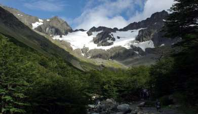 Freizeittipp: Wanderung auf dem Gletscher Martial