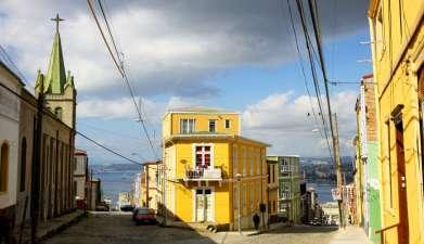 Ausflug ans Meer: Valparaíso und Viña del Mar