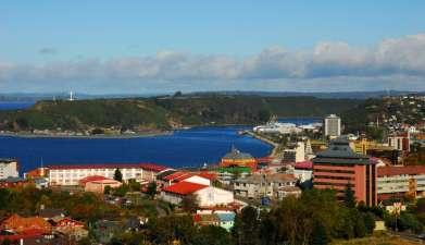 Stadtrundfahrt Puerto Montt