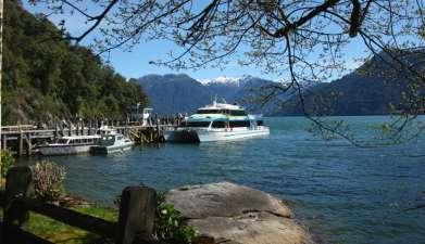 Ganztagesausflug nach Peulla mit Bootsfahrt Lago Todos los Santos