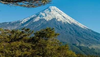 Halbtagesexkursion zum Vulkan Osorno
