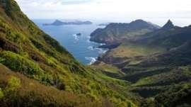 Robinson Crusoe Insel
