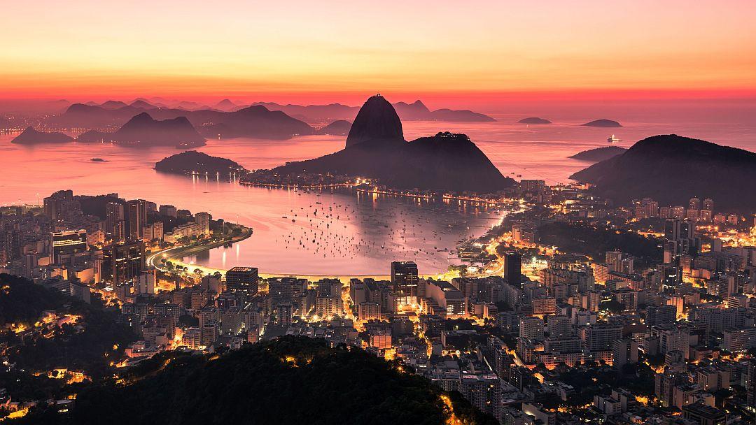 Tag 1 Rio de Janeiro: Anreise