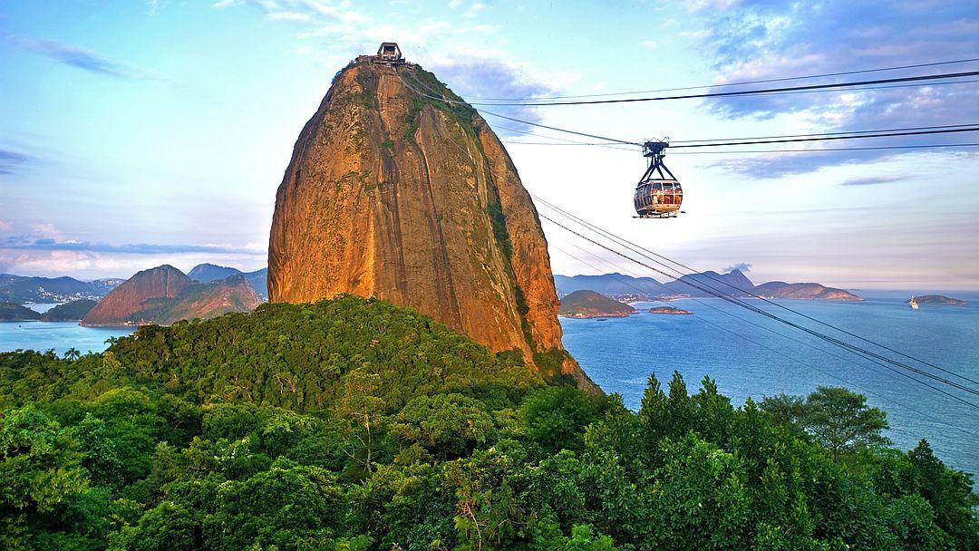 Tag 3 Rio de Janeiro: Ausflug zum Zuckerhut und in Rios Altstadt