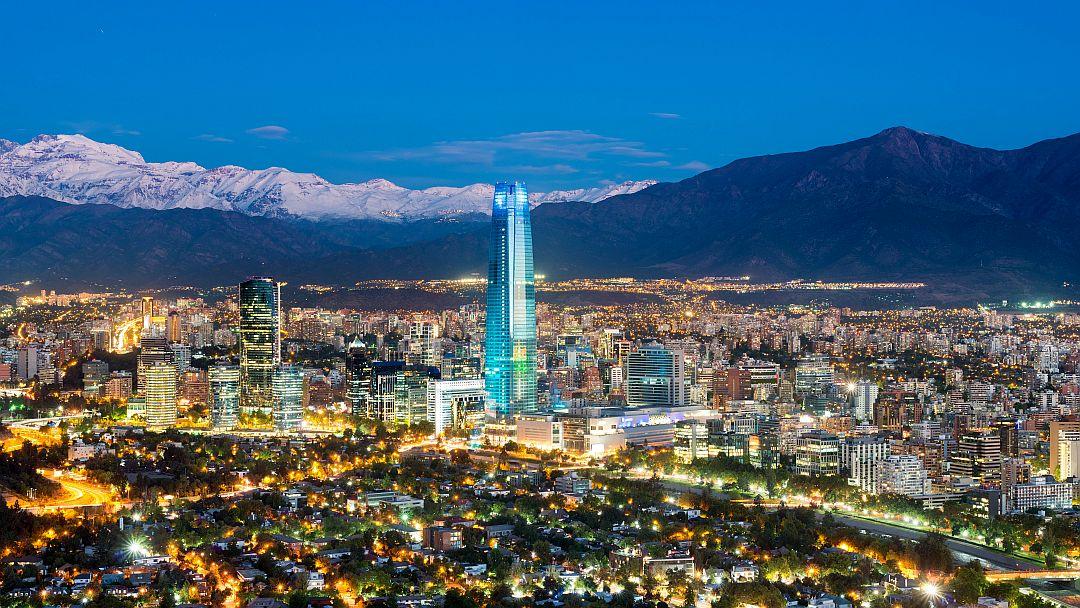 Tag 1: Flug nach Santiago de Chile