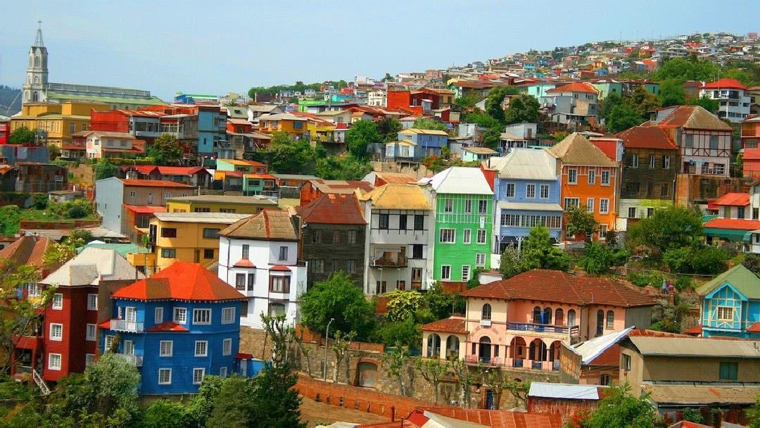 Tag 3 Santiago: Tagestour Valparaíso/Viña del Mar