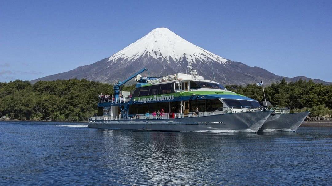 Tag 12 Puerto Varas: Bootsfahrt auf dem Allerheiligen-See und Peulla