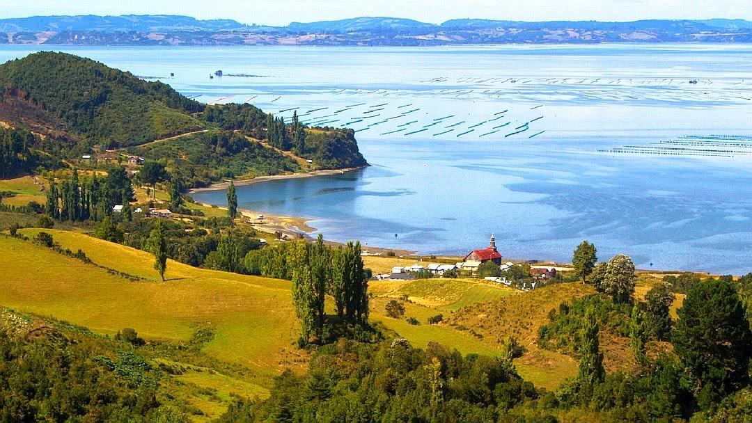 Tag 14 Castro: Tagestour in den Nationalpark Chiloé